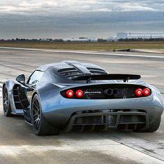 Best Sports Cars   :   Illustration   Description   Hennessey Venom GT
