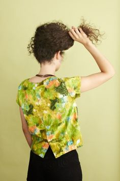 Learn to love your frizz with these easy styles