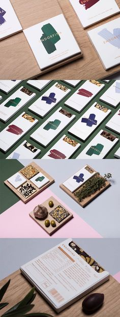 Endorfina Branding & Packaging