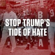 Tell Alabama head football coach Nick Saban: Reject Trump's tide of hate