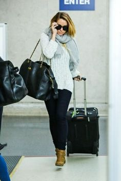 We're OBSESSED w/ Ms. Marianne Shows' post abt being fab @ the #airport Perfect for #hollywood www.facebook.com/themccordlist