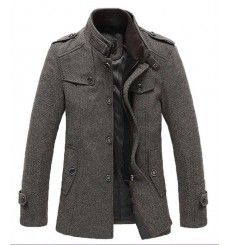 Men's Fashion Outerwear | European Style Outerwear For Men - leatherandcotton