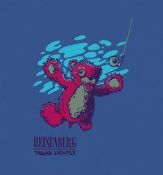 Breaking Bad Heisenberg/Nirvana Nevermind mashup