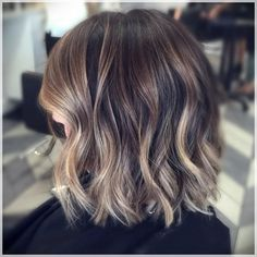 Ombre Hair Color, Hair Color Balayage, Cool Hair Color, Blonde Balayage, Blonde Highlights, Brown Balayage, Fall Highlights, Honey Balayage, Hair Colour