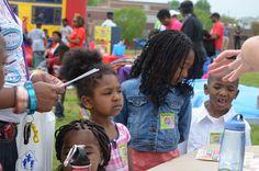 2013 East Ward Community Day and 7th annual Children's Health Fair- Photo Essay