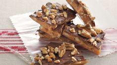 Milk Chocolate-Pecan Toffee