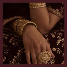 Heritage Jewelry by Sabyasachi. Traditional jewellery handcrafted in 22k gold. #Sabyasachi #TraditionalJewellery #Bridalwear #DiamondJewellery #JadauJewellery #GoldJewellery #BridalJewellery #IndianDesigner #IndianCouture2017 #TheWorldOfSabyasachi Location Courtesy: Rambagh Palace @rambaghpalace