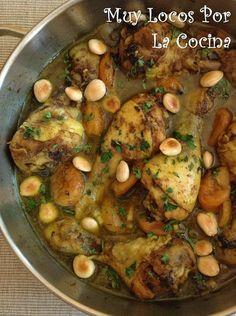 Twittear      Una maravillosa mezcla de especias, hierbas aromáticas, miel, albaricoques deshidratados (orejones) y alm...
