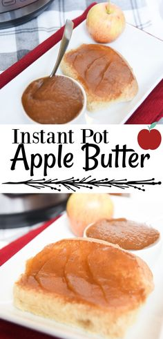 Apple butter is a delicious recipe that you can make that the whole family will enjoy. This Instant Pot Apple Butter recipe is sure to be a huge hit - it's so easy to make and has amazing flavor! via @simplysidedishes89