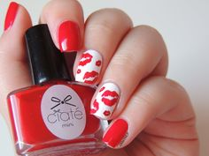 Nailstorming - Bisous Bisous