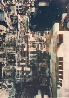 Atelier Olschinsky: Ground Zero. Illustration Series.3. 2015