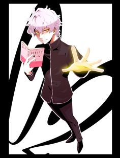 Heike Masomi - Code Breaker. I'm going to marry his voice actor.