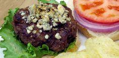 Bone Suckin' Blue Cheese Hamburger Recipe