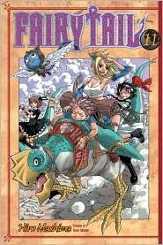'Fairy Tail, Vol. 11' by Hiro Mashima and Hiro Mashima