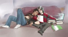 DC: No Rest For The Wicked by *kitten-chan on deviantART