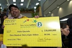 One day, I'm going to be just like this man and I'm gonna win it BIG!!!!