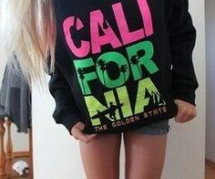 california. ♡