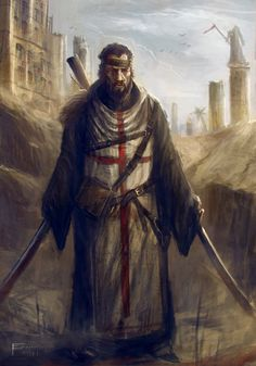 The Last Crusader by ~TomEdwardsConcepts on deviantART