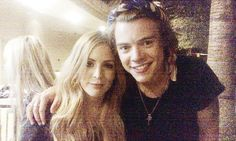 Gemma and harry styles 2014