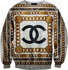 #chanel #sweatshirt