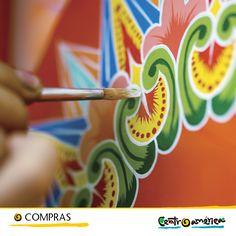 Las artesanías centroamericanas son muy apreciadas y variadas, por lo que en toda la región puedes adquirir alguna pieza de cerámica u otro objeto artístico.