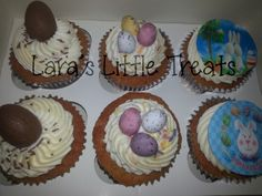 Easter cupcakes #laraslittletreats #easter #cupcakes