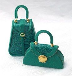 forest green bags