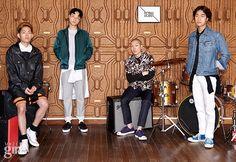 2015.08, Vogue Girl, hyukoh, Lee In Woo, Im Hyun Je, Oh Hyuk, Im Dong Gun