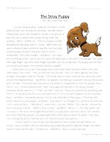 LOTS of FREE Reading Comprehension Passages & Worksheets - 4th grade
