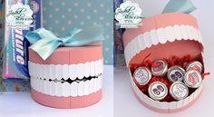 Dentures Treat Box