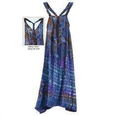 Pietersite Batik Dress - New Age & Spiritual Gifts at Pyramid Collection