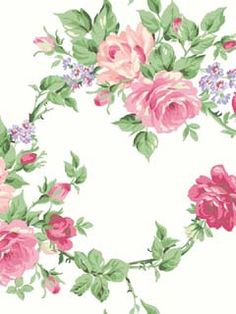 Flowers Roses WallpaperBrand:Discontinued Books              Book:The Spring Valley Collection (Sandpiper Studios)              Item #:WTG-0475844Q7Z8ZV (Previous Item No.)