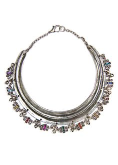 TOUCH - Torque necklace