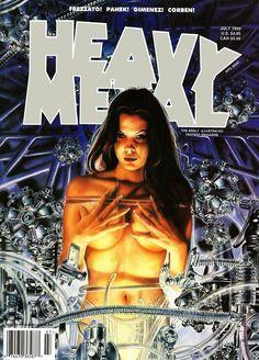 Vol. 23 No. 3 July 1999 (magazine lists it as Vol. 22 No. 3)