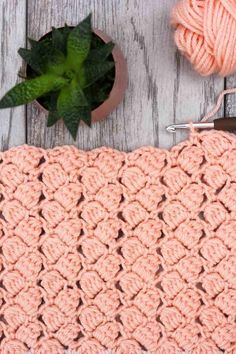 How to Crochet the Side Saddle Stitch Video Tutorial | AllFreeCrochetAfghanPatterns.com