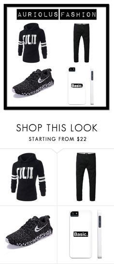 """""""Basic Urban Streetwear #2"""" by auriolusfashion ❤ liked on Polyvore featuring men's fashion and menswear"""