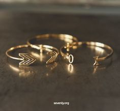 These are so cute, perfect accessories! And when you get one you provide 21 meals to those starving in Africa! Learn more and and shop here ► http://www.sevenly.org/product/51db2c9ca84e90344b000018?cid=InflPinterest0002JoannaCuff
