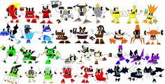 lego mixels series 7 - Căutare Google