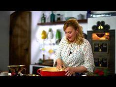 Borbás Marcsi szakácskönyve – Százrétű kalács (2019.06.02.) - YouTube