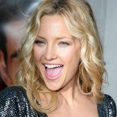kate hudson, the apple doesn't fall to far from the tree does it?