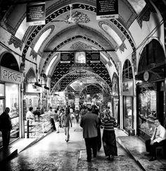 Grand Bazar-Istanbul.