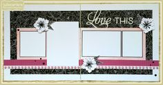 The Scrap Zone: National Scrapbook Month - Live Beautifully
