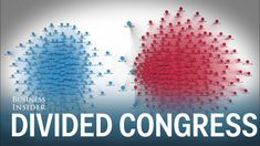 """""""The Rise of Partisanship"""" (1 minute) – SUPER fascinating animation that shows how divided Congress has become. #CON3 #APGov #WeaversWorld"""