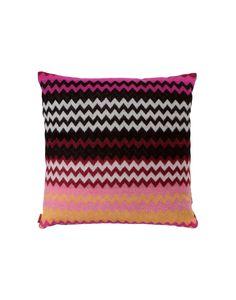 40X40 Pillow Men - 40x40 Pillows Men on Missoni Online Store