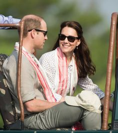Pin for Later: 34 Delightful Candid Pictures From Kate Middleton and Prince…