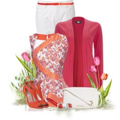 Step Into Spring! Spring Outfits, Trendy Outfits, Cool Outfits, Fashion Outfits, Fashion Sets, Womens Fashion, Spring Clothes, Amazing Outfits, Boutique