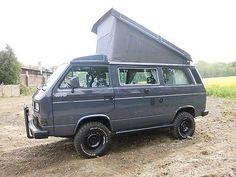 VW Volkswagen T3 T25 WESTFALIA JOKER SYNCRO 4WD 4x4 Campervan UNIQUE !!!
