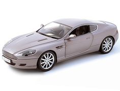 The Mondo Motors Aston Martin DB9 Coupe, is a diecast model car from this fantastic manufacturer in 1/18th scale.
