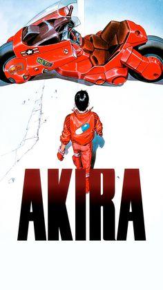 Akira - An Anime Classic? Akira Poster, M Anime, Anime Art, Akira Film, Akira Manga, Katsuhiro Otomo, Neo Tokyo, Film Images, Cyberpunk Art