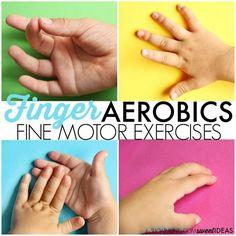 Fine Motor Skills Needed at School and Classroom Activities to Help